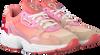 ADIDAS Baskets basses FALCON K en rose  - small