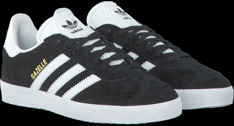 Zwarte ADIDAS Sneakers GAZELLE DAMES   Omoda