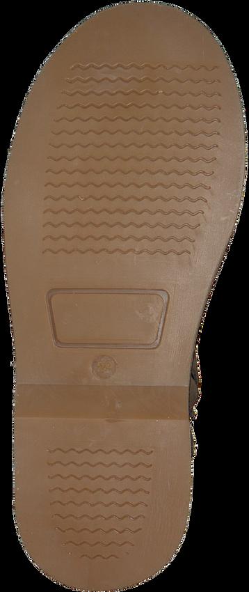Taupe GIGA Lange laarzen 8509  - larger