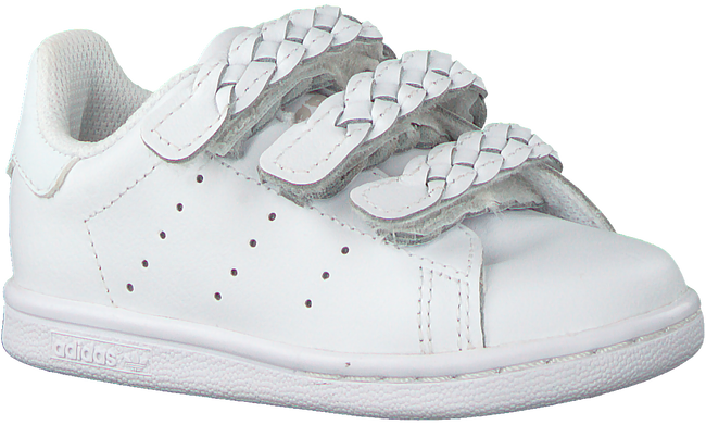Witte ADIDAS Lage sneakers STAN SMITH CF I  - large