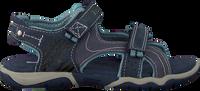 TIMBERLAND Sandales PARK HOPPER L/F 2 STRAP KIDS en bleu - medium