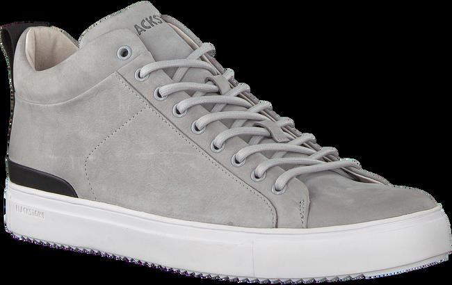 Grijze BLACKSTONE Sneakers RM14  - large