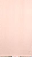 TOMMY HILFIGER Foulard FLAG KNIT SCARF en rose  - medium