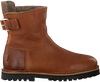 Cognac SHABBIES Enkelboots 181020129 - small