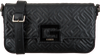 Zwarte GUESS Schoudertas BRIGHTSIDE SHOULDER BAG  - small