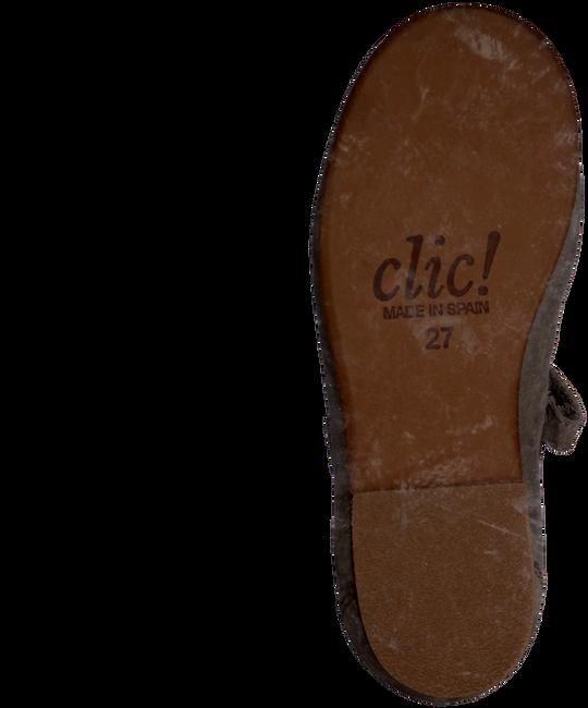 CLIC! Ballerines CL7364 en beige - large