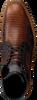 Cognac FLORIS VAN BOMMEL Veterboots 10234 - small