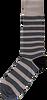 EFFIO Chaussettes OUTLINE en gris - small