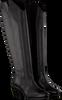Zwarte ROBERTO D'ANGELO Lange laarzen MEREL  - small