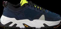 Blauwe P448 Lage sneakers DEAN MEN  - medium
