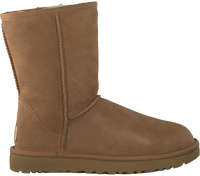 UGG Bottes fourrure CLASSIC SHORT II en camel - medium