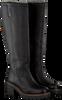 VERTON Bottes hautes AMSTERDAM en noir  - small