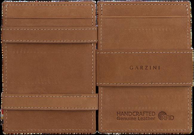 GARZINI Porte-monnaie CAVARE en marron - large