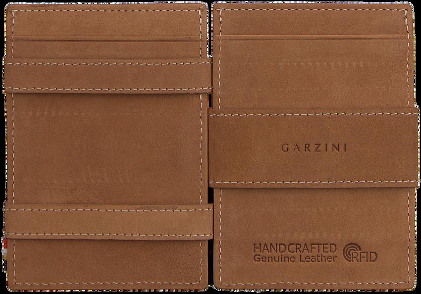 GARZINI Porte-monnaie CAVARE en marron - larger