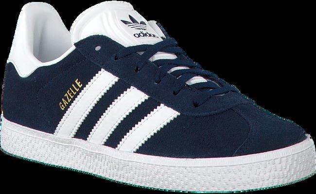 ADIDAS Baskets GAZELLE C en bleu - large