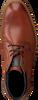 Cognac FLORIS VAN BOMMEL Veterboots 10228 - small
