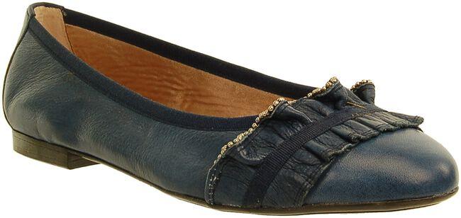 Blue HISPANITAS shoe 13700  - large