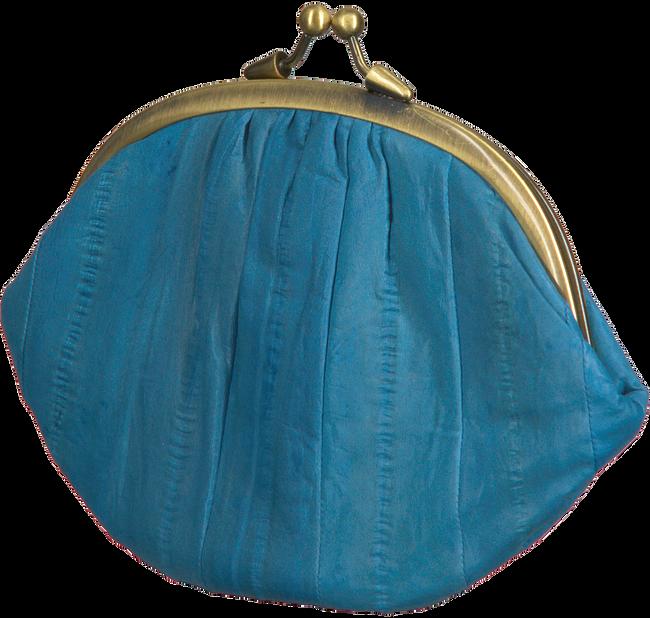 BECKSONDERGAARD Porte-monnaie GRANNY RAINBOW AW19 en bleu  - large
