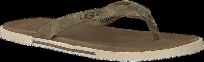 Groene UGG Slippers BENNISON II  - large
