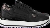 Zwarte RED-RAG Lage sneakers 76812  - medium
