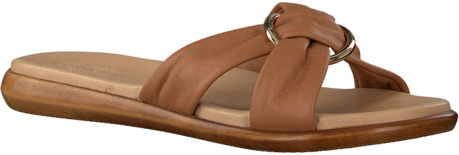 OMODA Tongs AS06 en cognac  - large