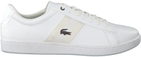 LACOSTE Baskets CARNEBY EVO en blanc  - medium