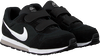 NIKE Baskets MD RUNNER 2 (PSV) en noir - small