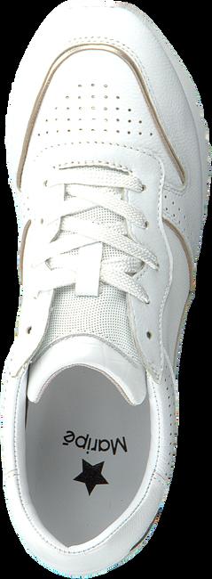MARIPE Baskets basses 30286 en blanc  - large