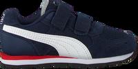 Blauwe PUMA Lage sneakers VISTA V INF/PS  - medium