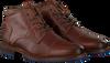 OMODA Chaussures à lacets 89069 en marron - small