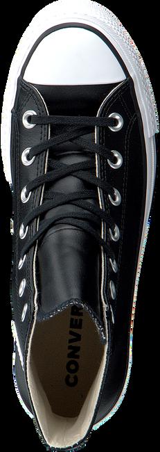 CONVERSE Baskets CHUCK TAYLOR ALLSTAR LIFT CLEA en noir  - large