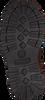 TIMBERLAND Bottines chelsea COURMA KID en marron  - small