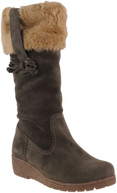 grijze UNISA Lange laarzen FRIDAY  - large