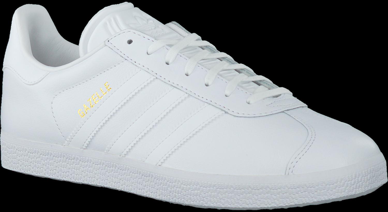 witte adidas sneakers gazelle heren