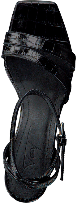 Zwarte TORAL Slippers TL-12316  - large