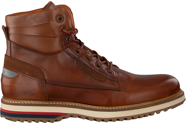 Cognac NZA NEW ZEALAND AUCKLAND Veterboots LEIGH HIGH  - large