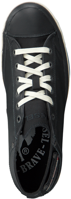 DIESEL Baskets MAGNETE EXPOSURE LOW en noir - large