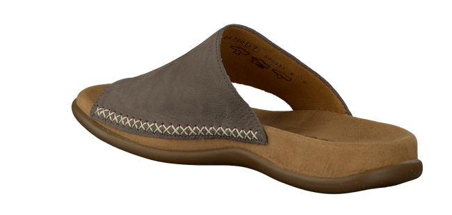 Taupe GABOR Slippers 700  - large