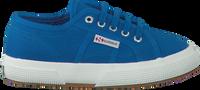 Blauwe SUPERGA Sneakers 2750 KIDS  - medium