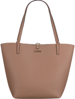 GUESS Sac à main ALBY TOGGLE TOTE en taupe  - medium