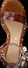 UNISA Sandales GINA en cognac  - small