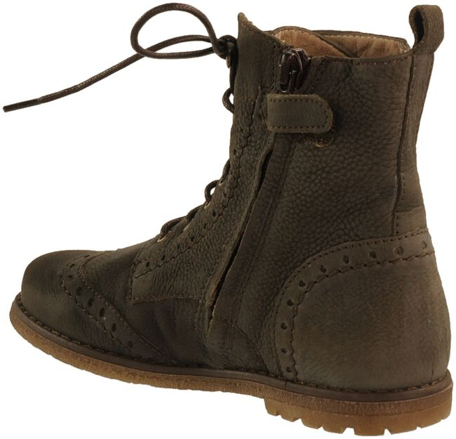 Bruine UNISA Lange laarzen ELITE  - large