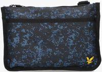 Blauwe LYLE & SCOTT Portemonnee FLAT POUCH  - medium