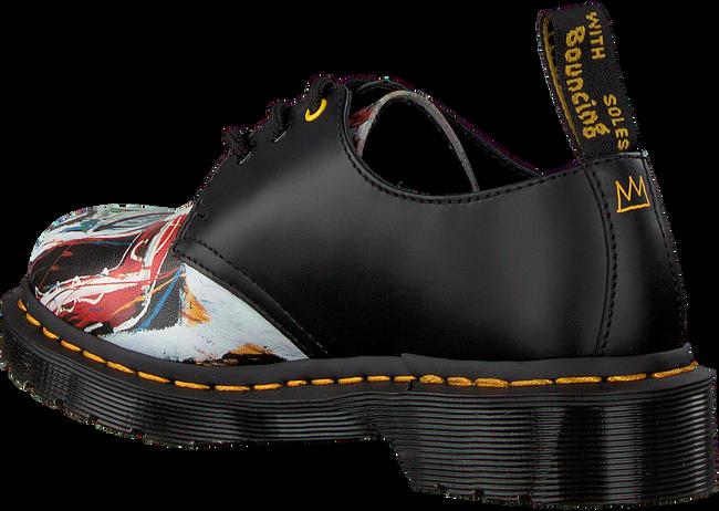 DR MARTENS Chaussures à lacets 1461 en noir  - large