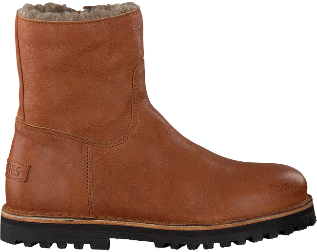 SHABBIES Bottines 181020130 en cognac - large