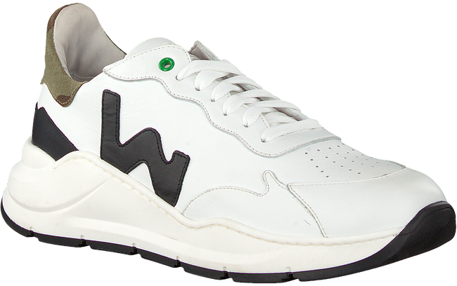 Witte WOMSH Lage sneakers WAVE MEN - large