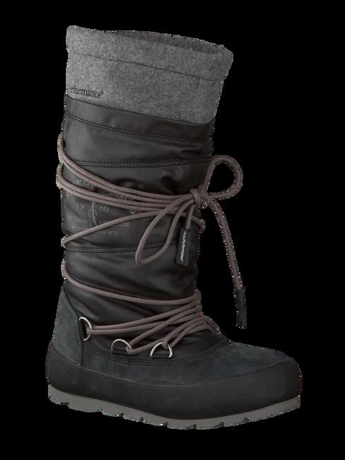 Zwarte BRONX Lange laarzen 12741  - large