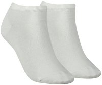 TOMMY HILFIGER Chaussettes 343024 en blanc - medium