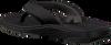 Zwarte REEF Slippers MODERN MEN  - small