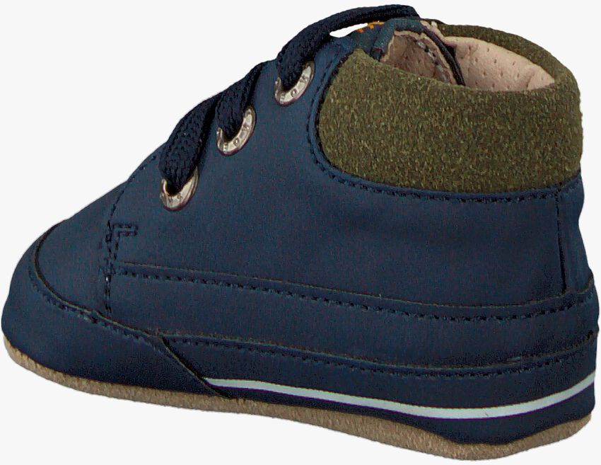 Blauwe SHOESME Babyschoenen BS8A001 - larger